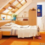 Мансардная спальня1