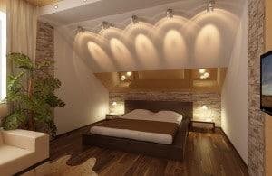 Мансардная спальня3