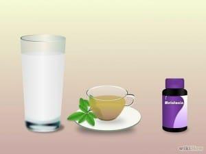 Продукты против бессонницы