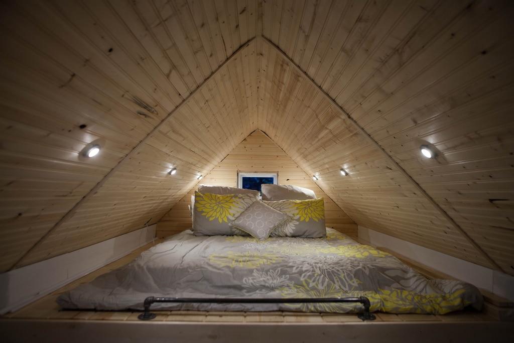 Спальня в мансарде - копия