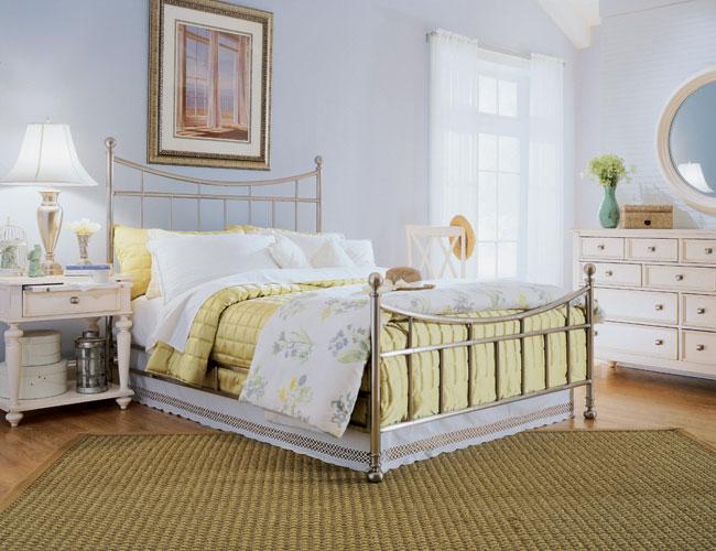Спальня в стиле кантри4