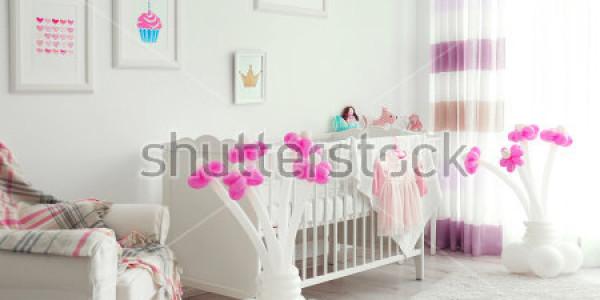 Спальня для девочки 3-5 лет