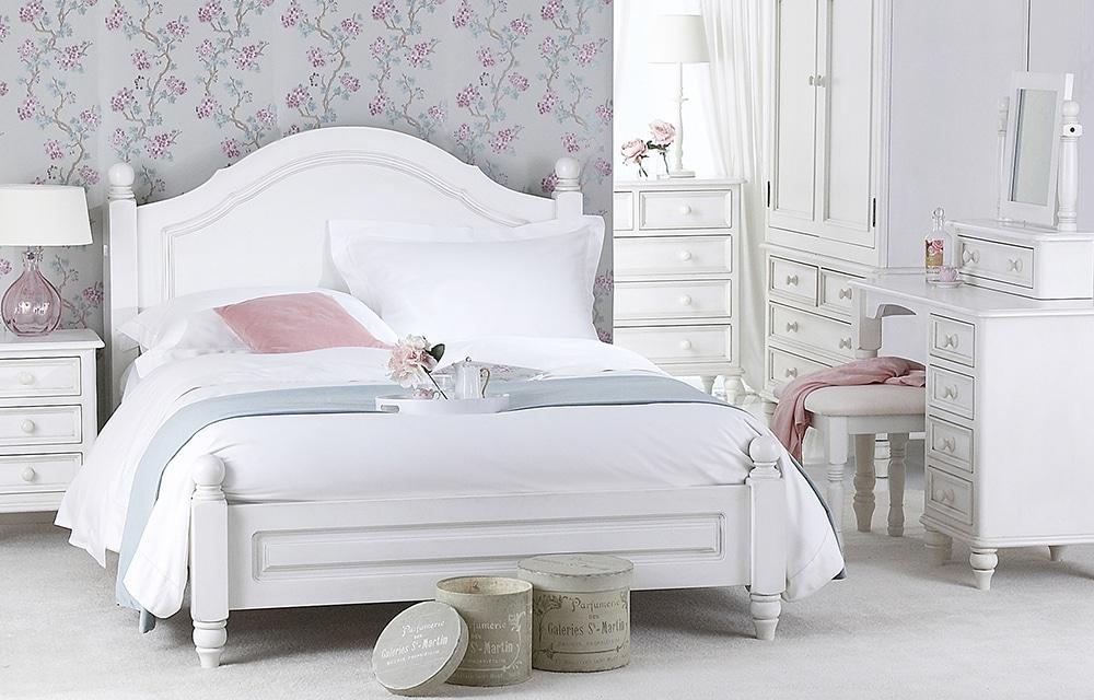 Спальня в силе прованс