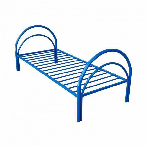 Металлическая кровать Стандарт-1