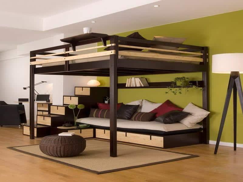 Кровать -чердак