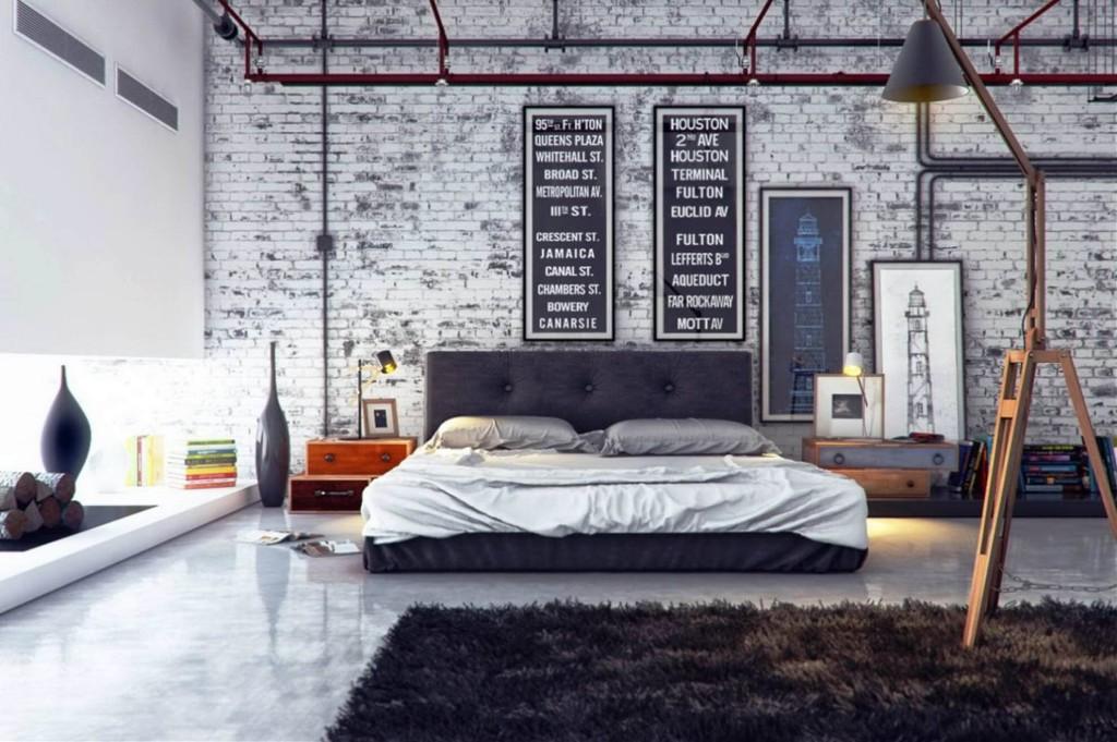 Спальня для мужчин