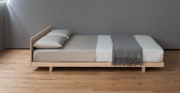 Кровать японского стиля