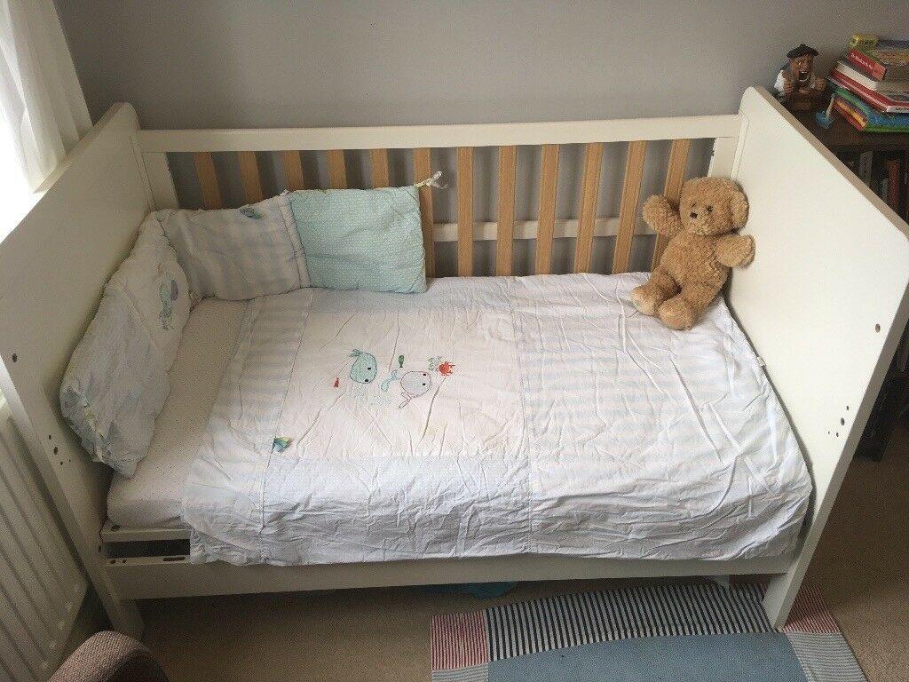 Кровать для двухлетнего ребенка