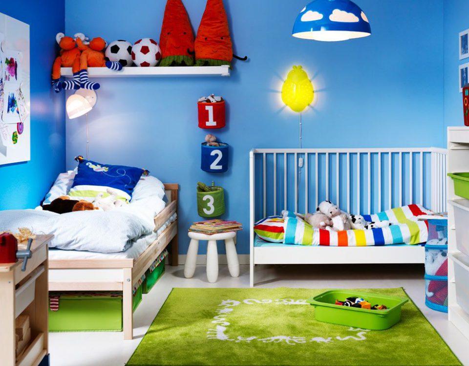 Кровать для ребенка двух лет